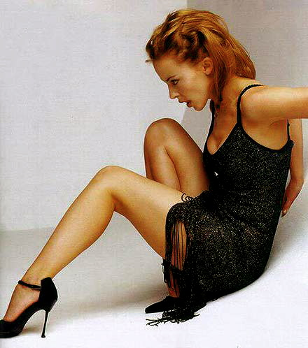 Kylie Minogue Dannii S Sexy Sister To Do Duet 22moon Com
