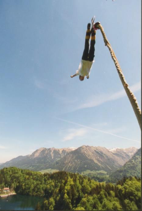 bungee jumping homemade interracial sex videos image