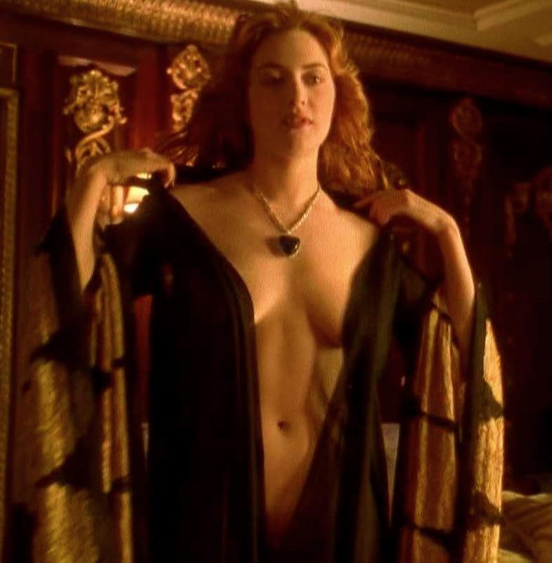 Naked girl in titanic-5478