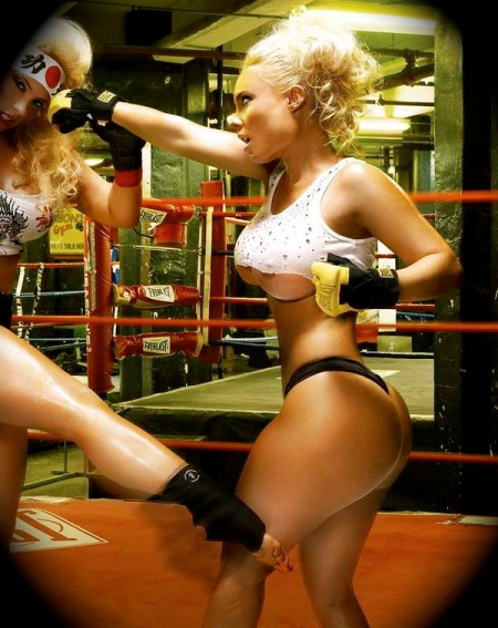 from Apollo coco austin with another man