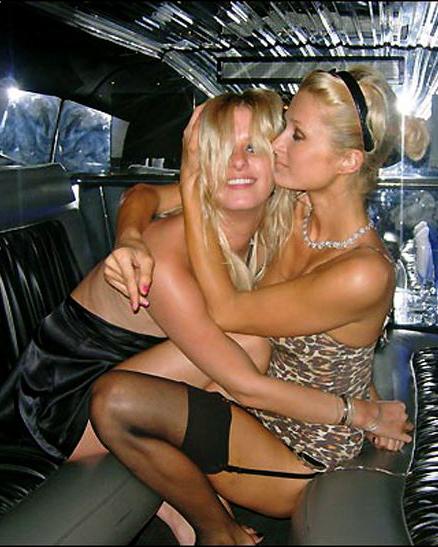 Paris HIilton Lesbian Jail Sex Tape Paris