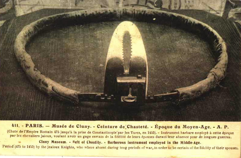 modern day chastity belt more attractive than the model 22moon