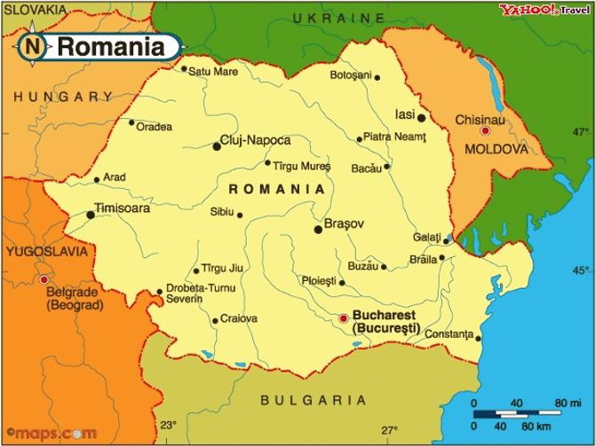 Bucharest Major