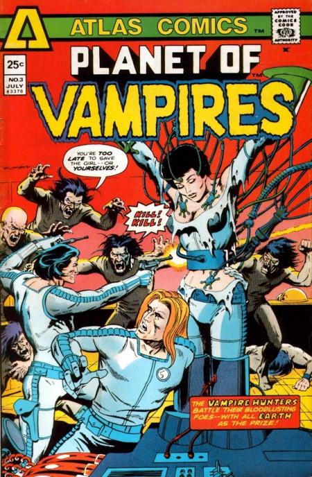 planet_of_vampires_no3_july_1975_atlas_russ_heath_art