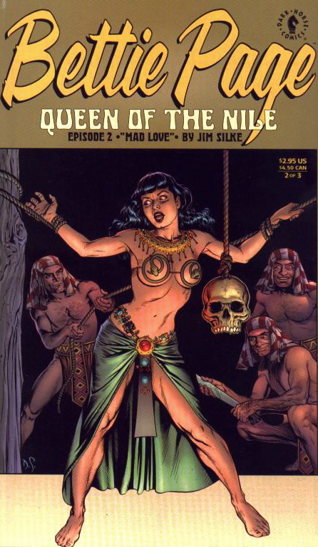 bettie_page_queen_of_the_nile_no2_of_3_dark_horse_dave_stevens_cover