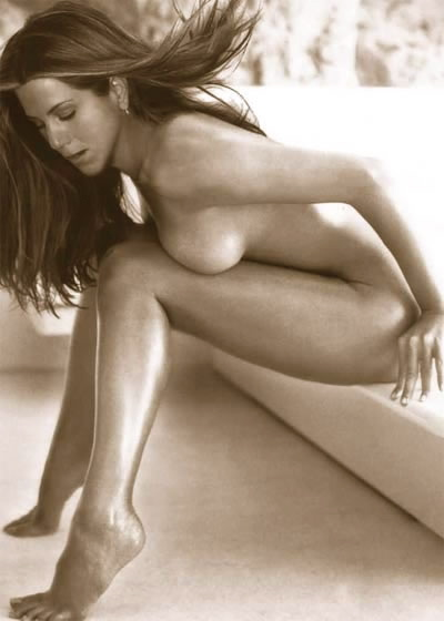 Jennifer aniston nude video confirm. was