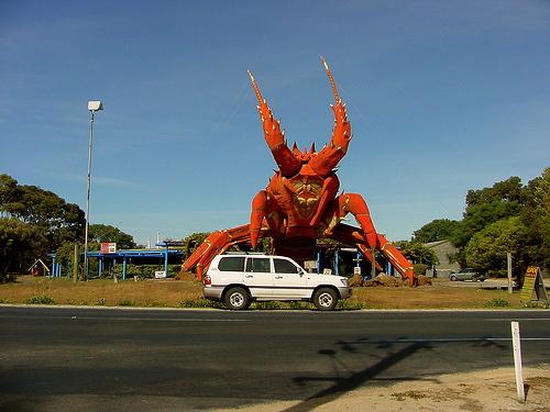 Monster lobster banished to ocean depths, ship traffic beware!   22MOON.COM