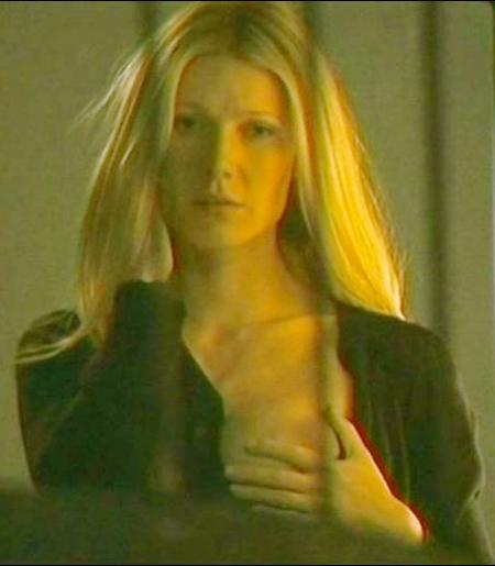 Gwyneth Paltrow phoning in her sex scene!