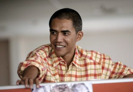 Obama clone to attend boring events so the President can ...