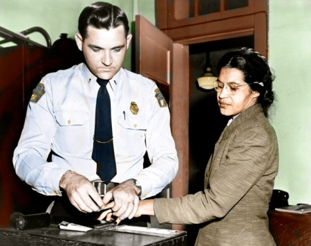 rosa-parks-being-booked