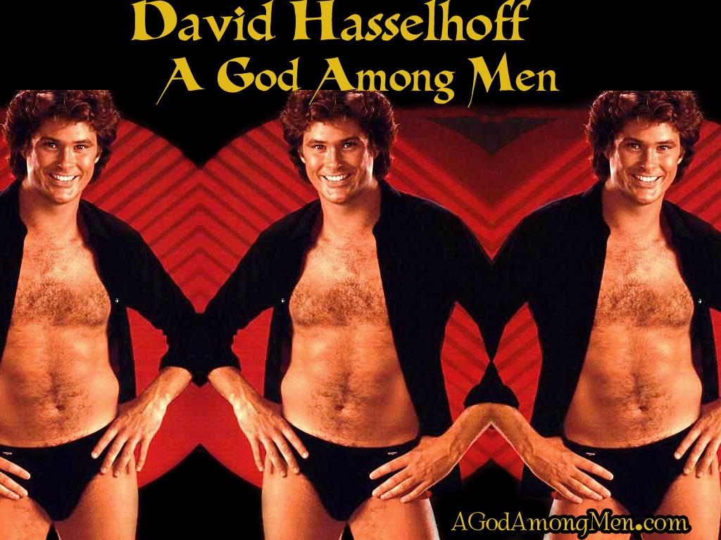 David Hasselhoff Knight Rider Wallpaper