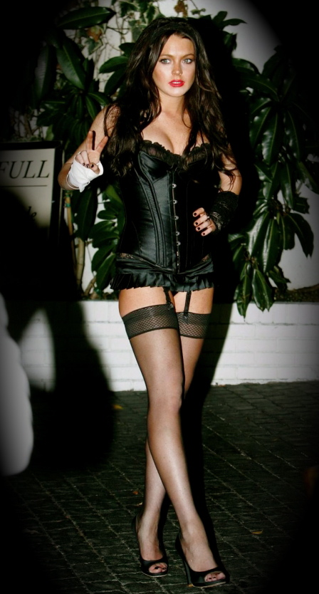 Lindsay Lohan Vampire Video  Female Vampires No Longer Sexy, Lindsay -9152