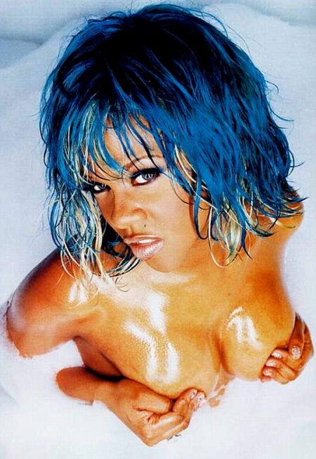 nude lil kim sexy naked