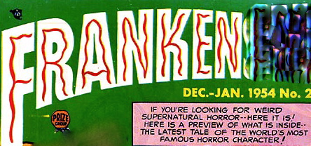 Frankenstein_No28_Jan_1954_Prize_Comics-2
