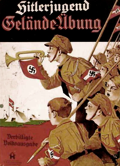 Hitler youth propaganda