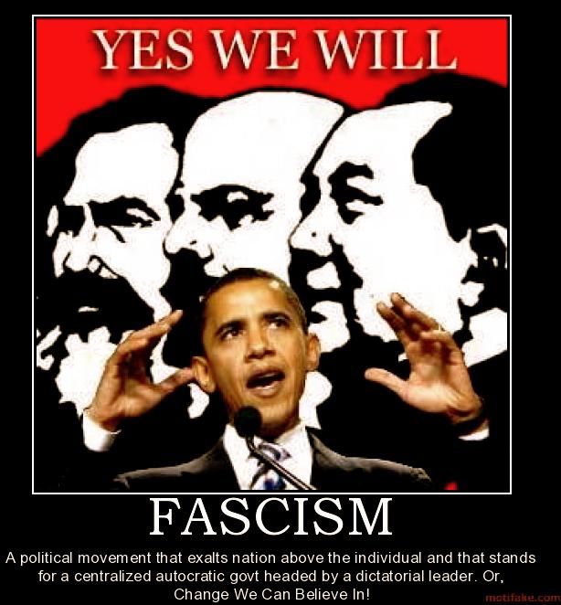 America knees sort crisis waste implement power agenda obama fascist