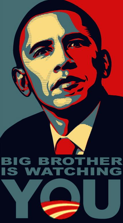 Big Brother Obama
