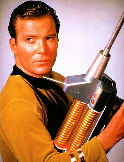 william shatner captain kirk. Did we see Sir William Shatner