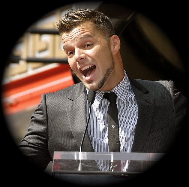 ricky martin 101707 05 Erotic stories shemale