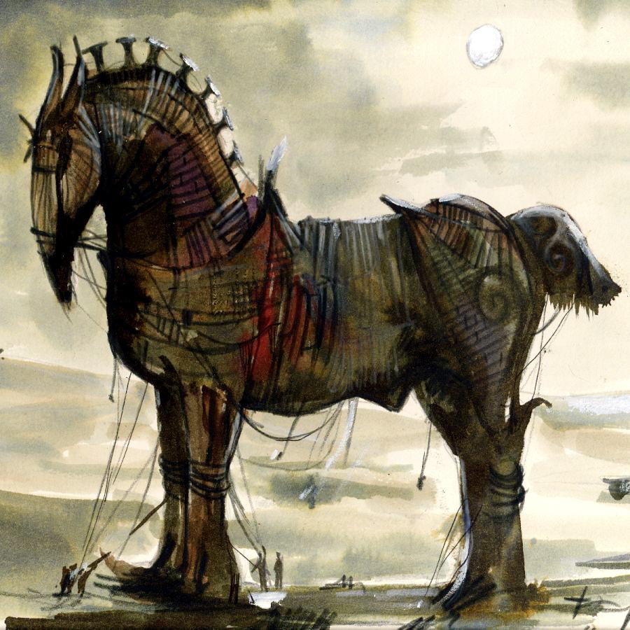 Trojan Horse Obama (Part ONE of THREE)  22MOON.COM
