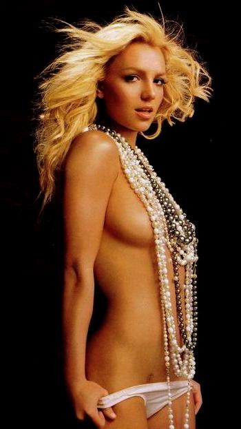 spears busty Britney