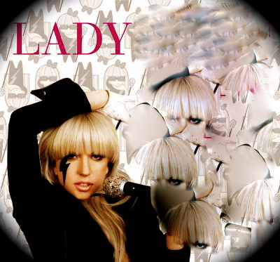 Lady Gaga on Lady Gaga Eh Eh