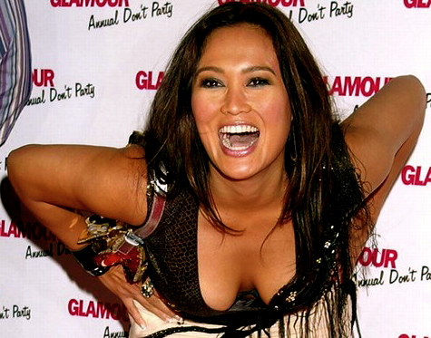 Asian fat girl