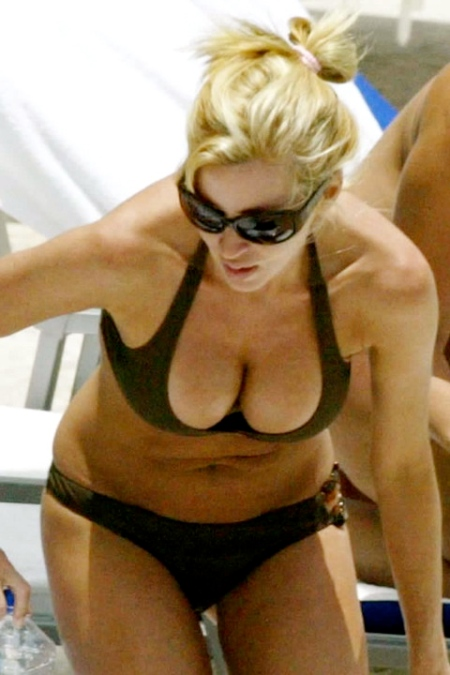 Remarkable phrase real housewives camille grammer bikini will