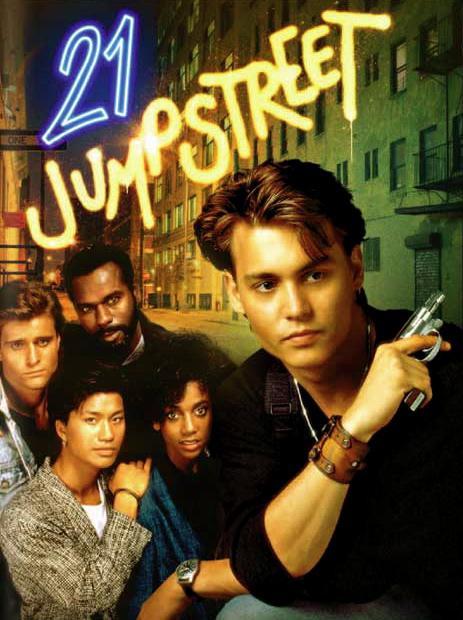 21 Jump Street Johnny Depp