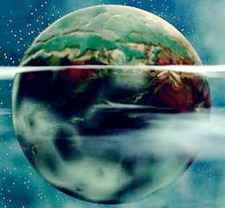 Extragalactic planet may or may not harbor brain eating ...
