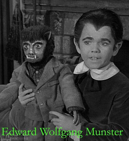 The Munsters Eddie