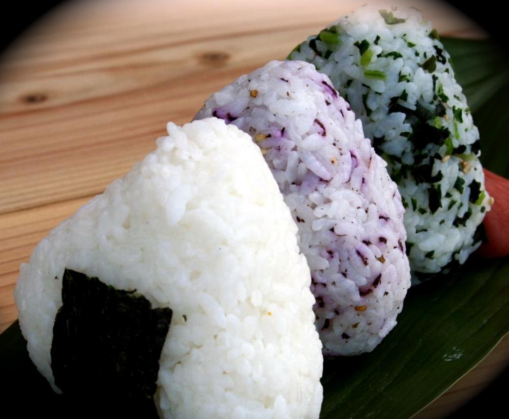 Japanese Onigiri をすべての辞書で探す Rice Ball recipe for ...