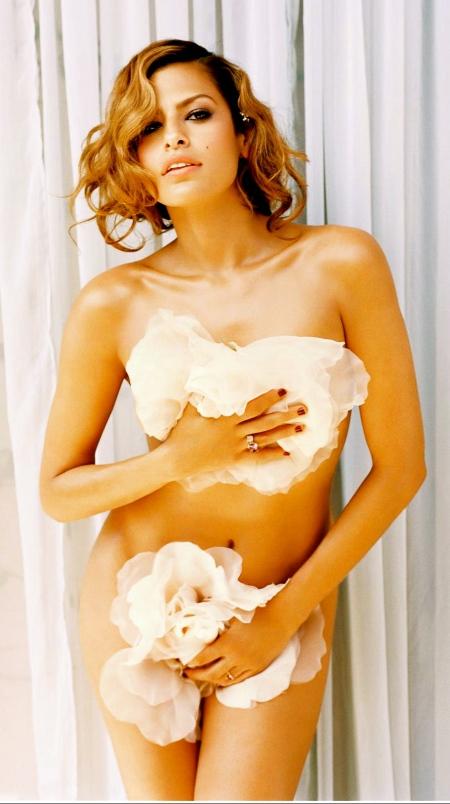 Eva Mendes Nude Erotic Pics 60