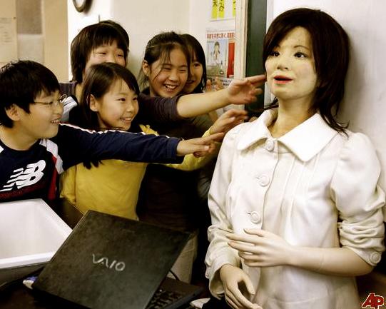 can robots replace teachers essay
