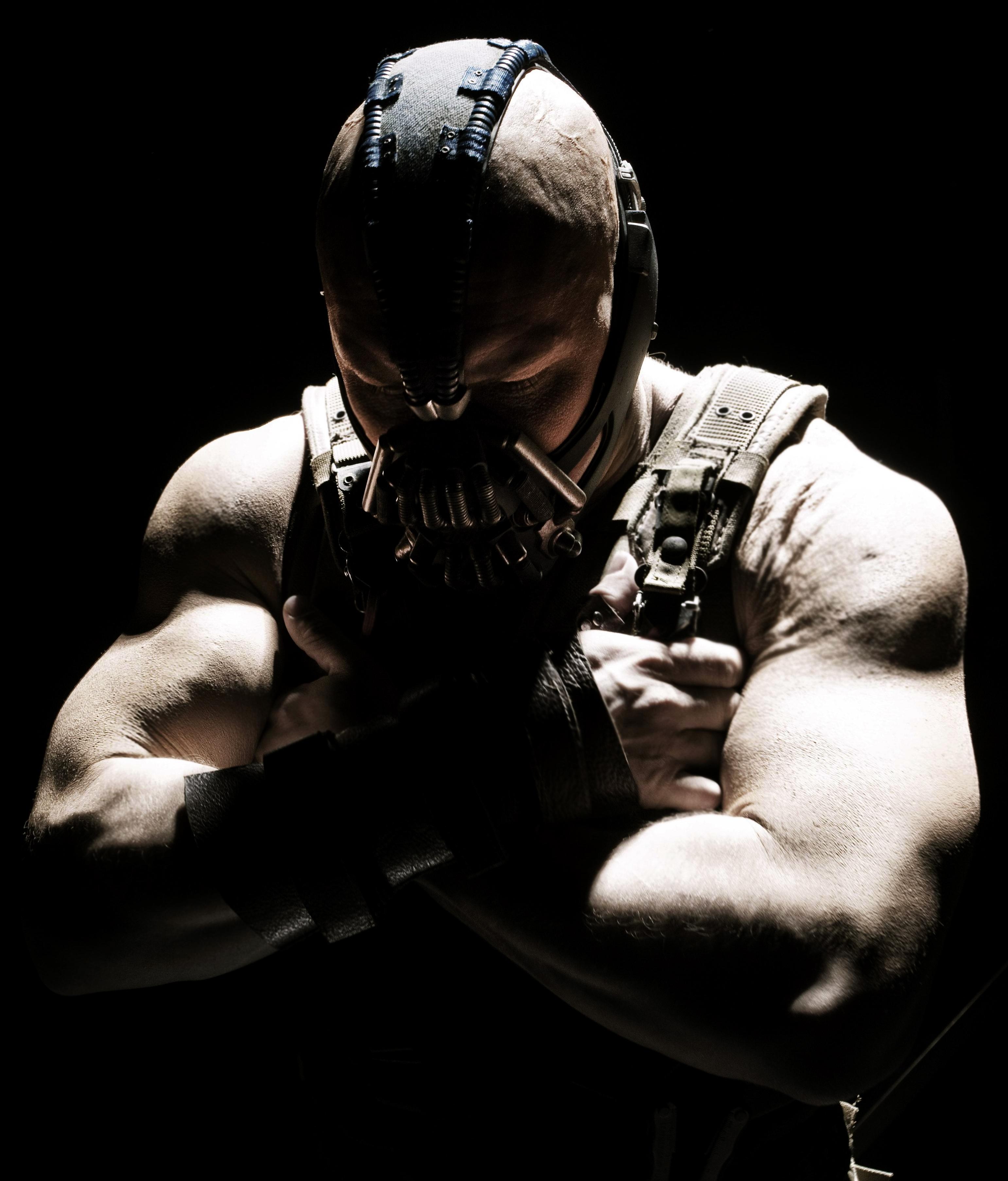 Tom Hardy To Portray Villain Bane In Batman Movie