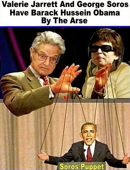 george soros and obama relationship