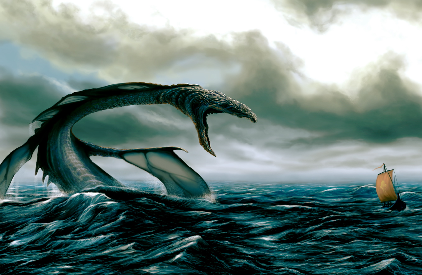 REAL SEA MONSTERS (BEST CRYPTID DOCUMENTARY EVER ...  |Real Sea Monsters Pictures