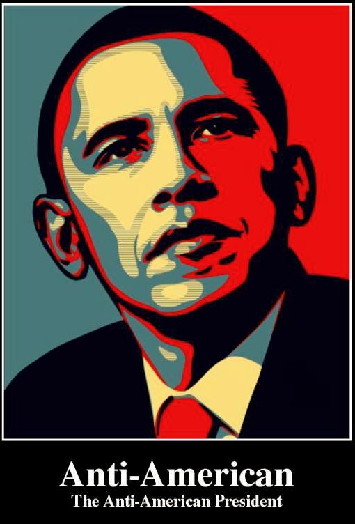obama is anti american