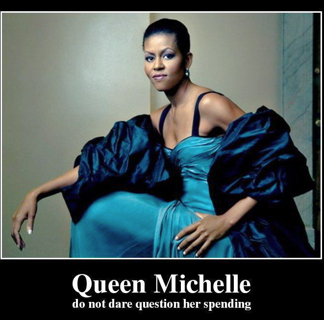 Michelle Obama S Excellent Adventures Cost Ten Million Tax