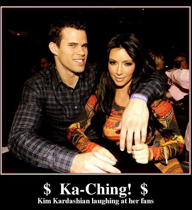 Kardashians are phony