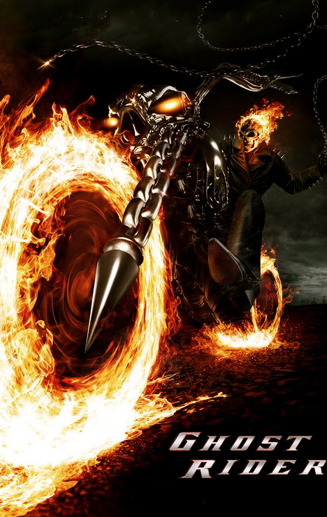 What Is Voodoo >> 'Ghost Rider: Spirit Of Vengeance' movie almost as scary ...
