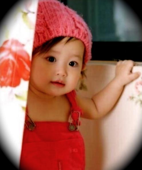 Cute Baby Asian 73