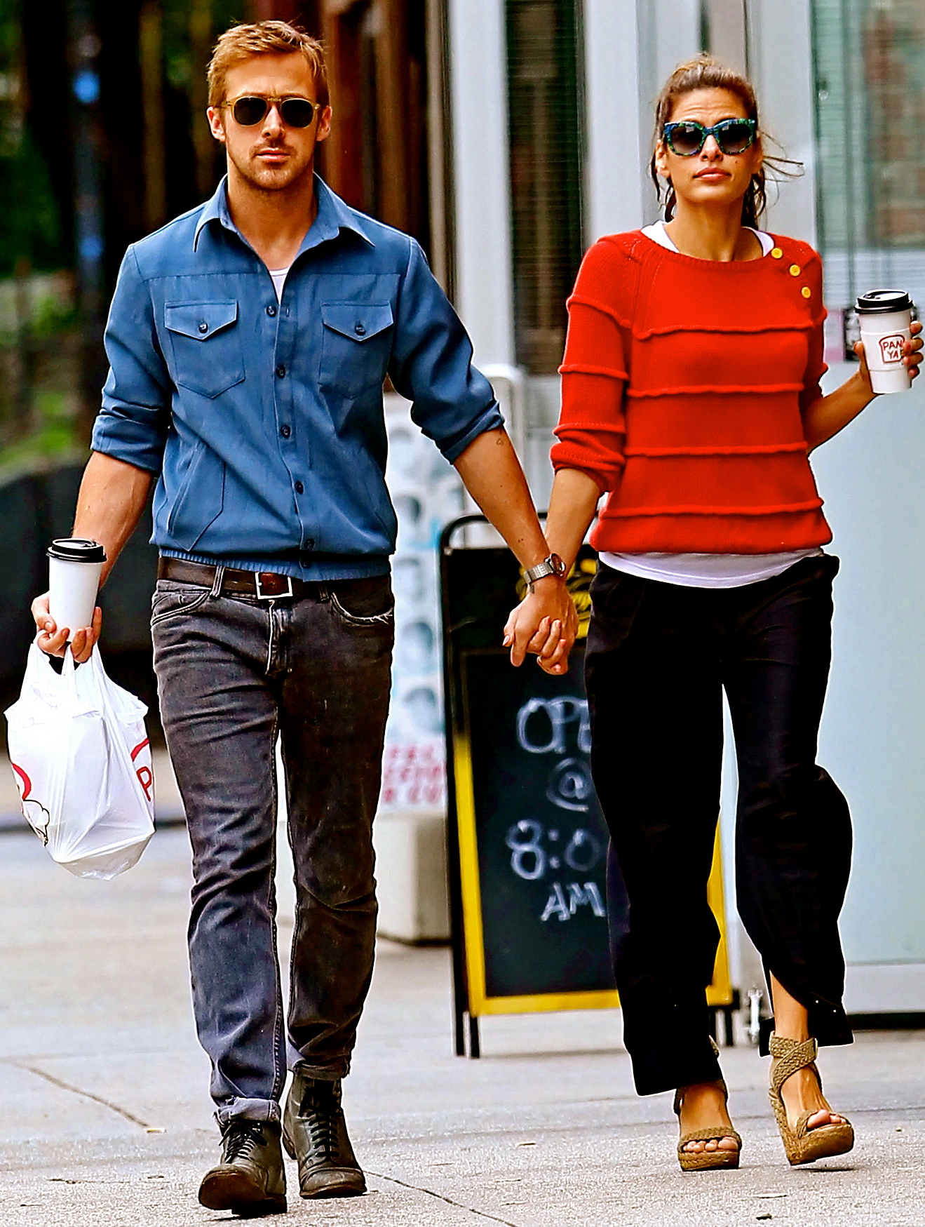 Ryan Gosling Eva Mendes