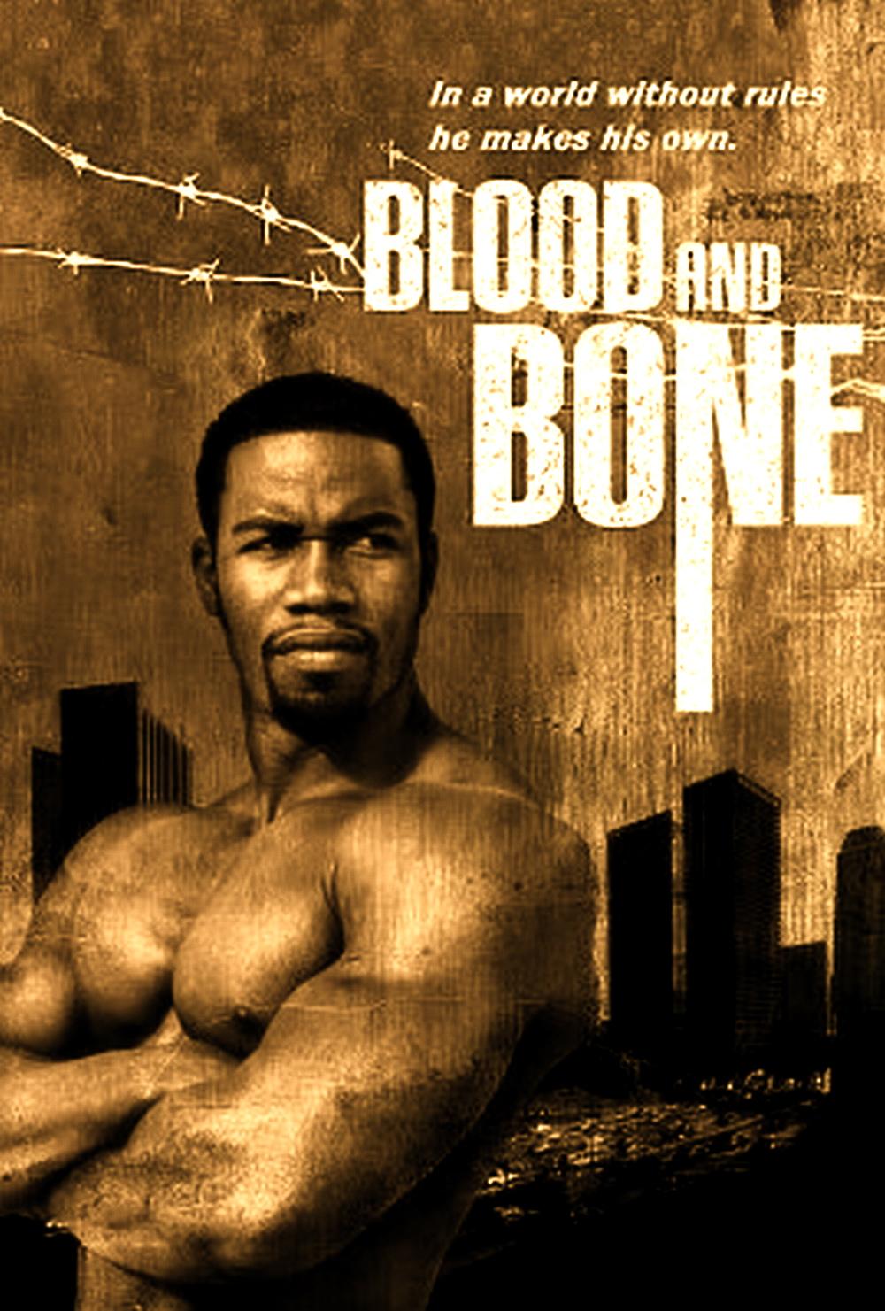 სისხლი და ძვალი (ქართულად) - Blood and Bone / Кровь и кость (2009)