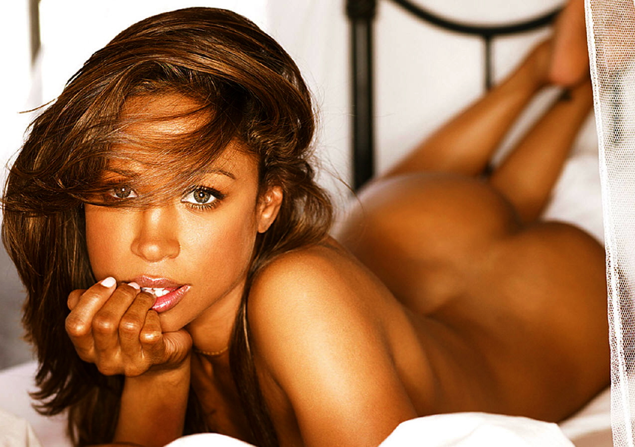 Stacey Dash Nude Playboy