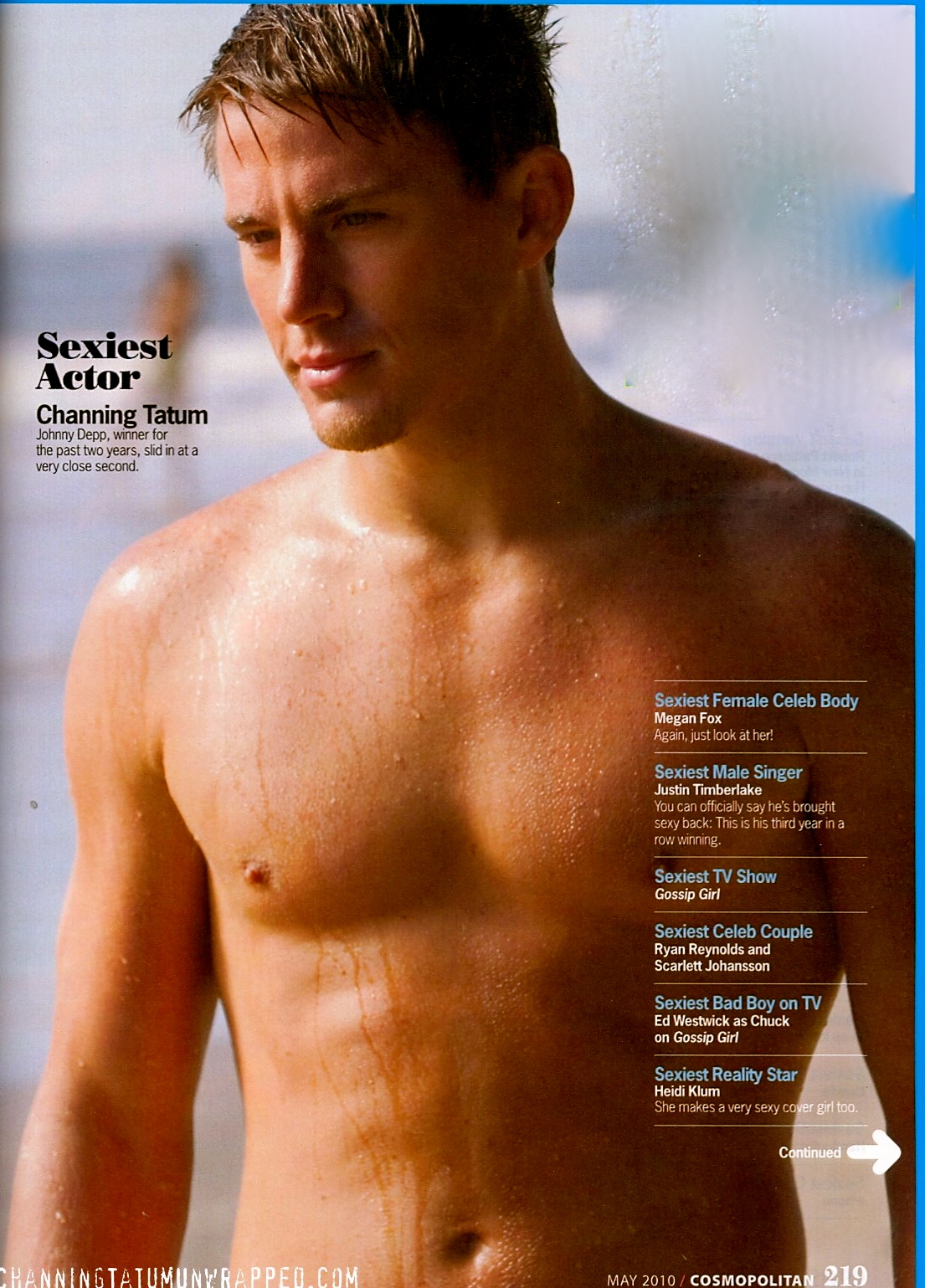 channing tantum people magazine sexiest man alive 22mooncom