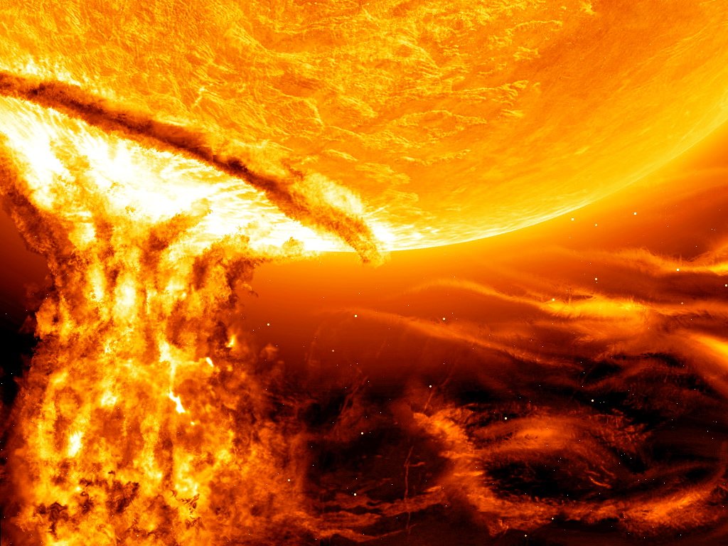 Solar Apocalypse Coming! Experts Warn Solar Flare Could ...