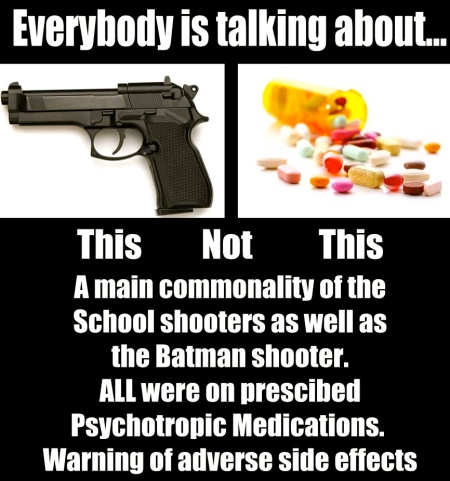guns v drugs mental