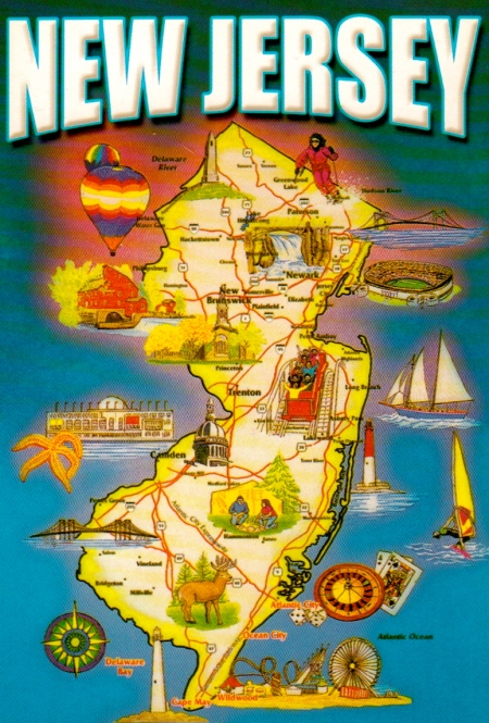 map-new-jersey
