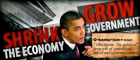 ObamaEconomyGrowGovObamaismDef